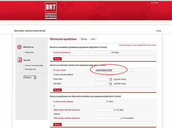 BRTRintraccia